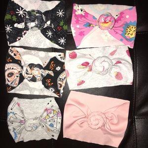 Other - Handmade baby headbands